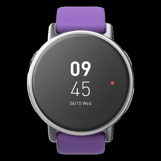 Leap Ware Smart Watch - Purple