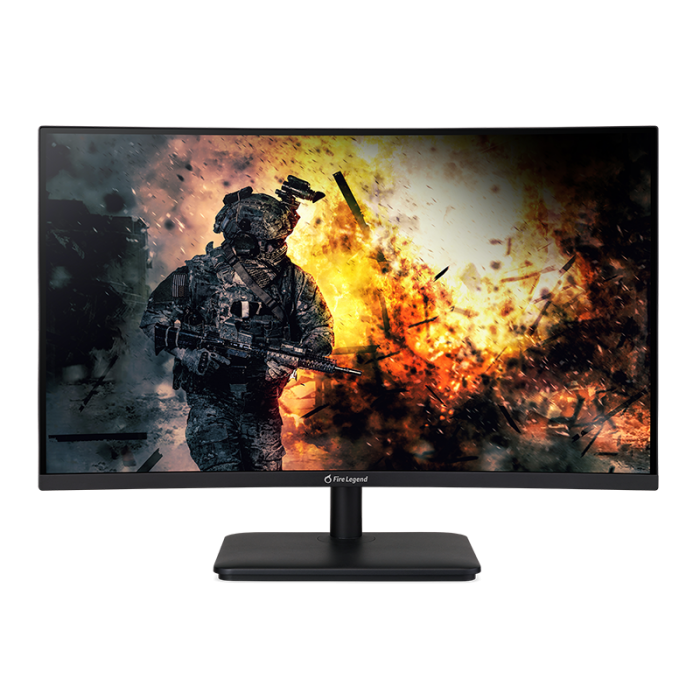 "Acer 27HC5R PBIIPX 27"" 1080p VA LED FreeSync Gaming Monitor"
