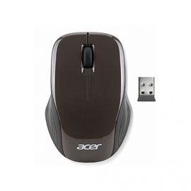 Wireless Optical Mouse (Charcoal Gray)