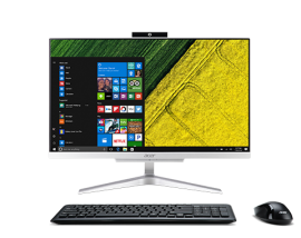 Aspire C22 All-in-One Desktop - C22-860-ES11