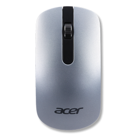 Wireless Optical Mouse - Silver - AMR820