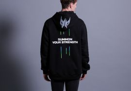 Predator Summon Your Strength Hoodie