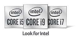 Look for Intel